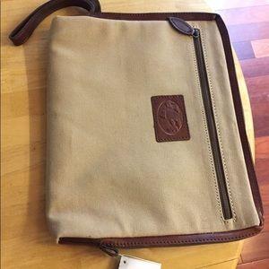 Pottery Barn Laptop Case - New